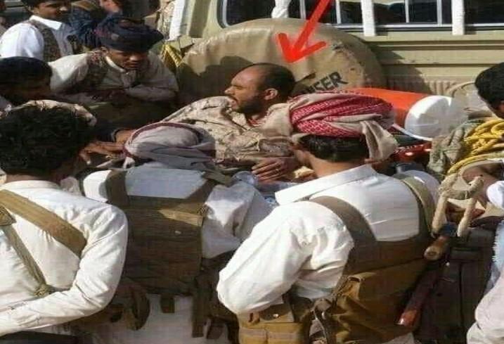 شاهد قيادي حوثي حلف ان لا يصوم رمضان الا في مأرب و هكذا كان مصيرة.. صورة